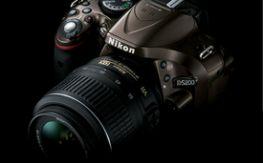 Nikon D-5200