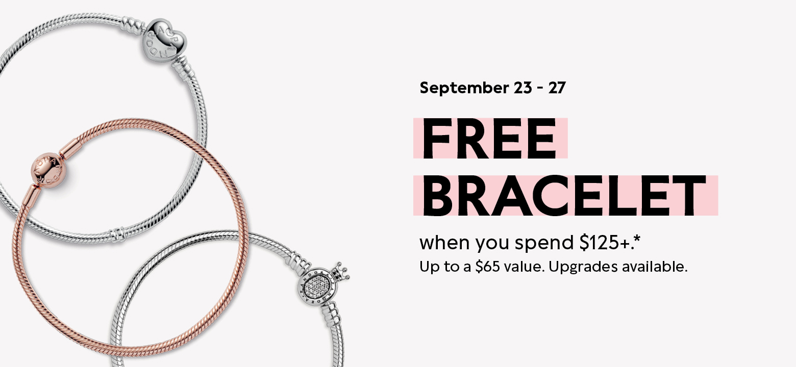 Our Free Bracelet Event Is Back!