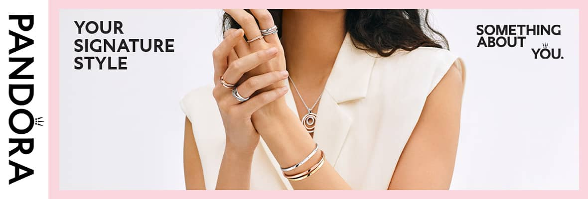 The Pandora Signature Collection Is Back!
